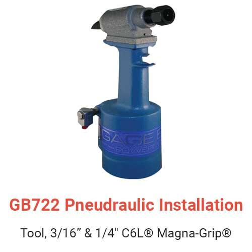 GB722 Pneudraulic Installation Tool