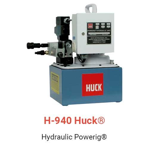 H-940 Huck® Hydraulic Powerig®
