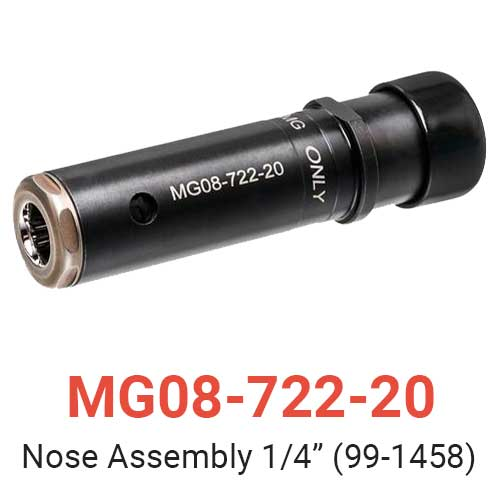 MG08-722-20 Nose Assembly, Multi-Grip